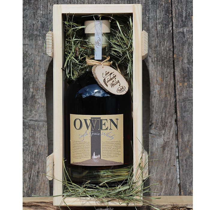 Geschenkideen: Berghof Rabel, Owen-Teck - Schwäbischer Whisky ...